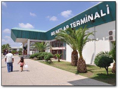 aéroport de ADANA TURQUIE