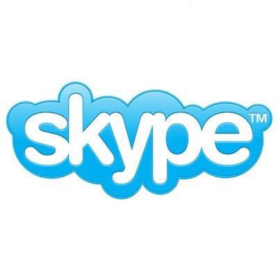 Je donne mon Skype :p