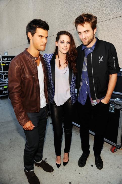 TCA 2012- Twilight Cast !