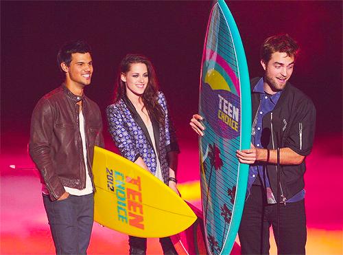 Teen Choice: Twilight Cast (suite)