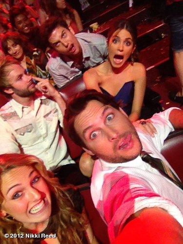 Teen Choice: Twilight Cast ! (suite)