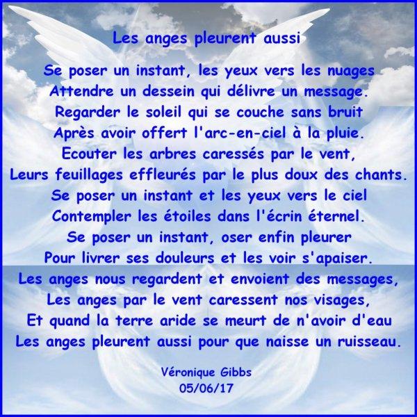 Les anges pleurent aussi
