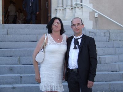 photo du mariage en savoie