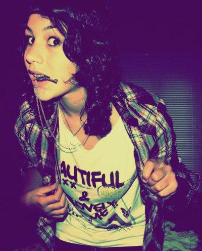Une simple fille qui peut faire renverser nos coeurs !