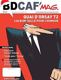 Turcos dans BDCAF Magazine n°40