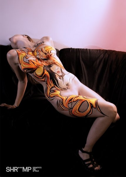 Body Painting // 2