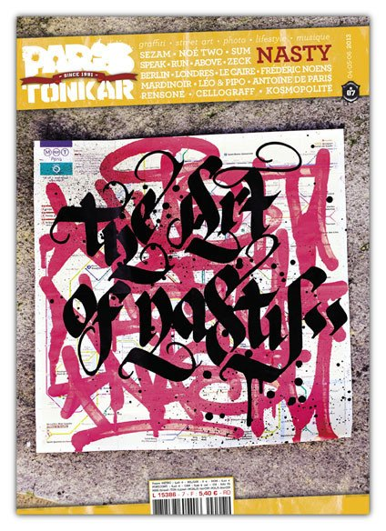 Paris Tonkar magazine #7 est en kiosques