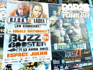 Buzz Booster 2013 à Marseille