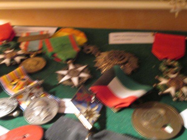 medailles a vendre