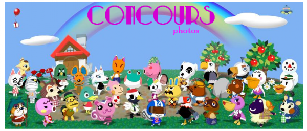 Concours Photos : Animal Crossing