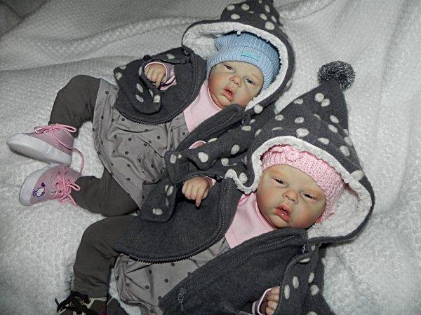 Les bebes de Noel ,Elyse 2 rebaptisé Kristale merci a Monique