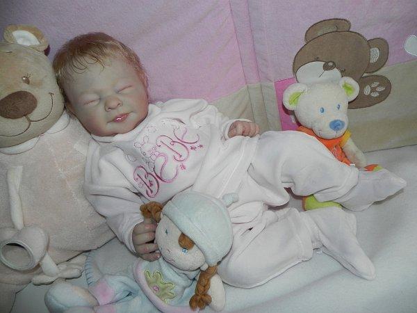 Odelia bébé d'Amour, merci Nicole