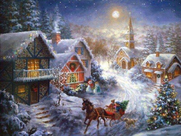 Les bébés d'Amour vous souhaite un Joyeux Noel