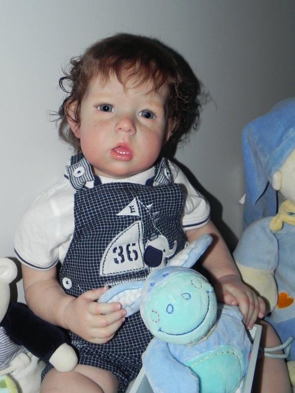 Liam petit prince d'Amour merci a Babeth sa maman