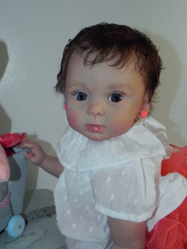 Merveilleuse princesse Adelaide baptisé Eloise a rejoint ses maman d'Amour: Lise et Genevieve, un grand merci a mes amies