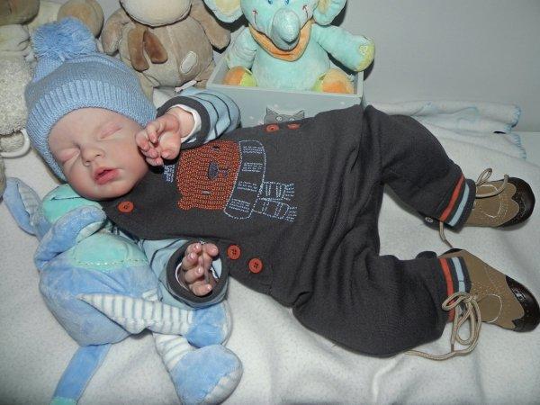 Bébé d'Amour Tyronn merci a Alicia sa maman