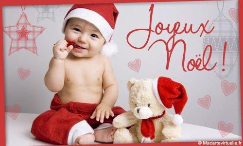 Michelle et ses bébés d'Amour vous souhaitent un très joyeux Noêl