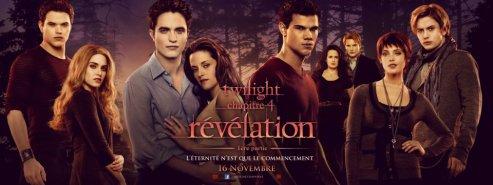 La saga Twilight ♥
