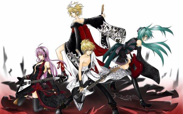 Manga musique