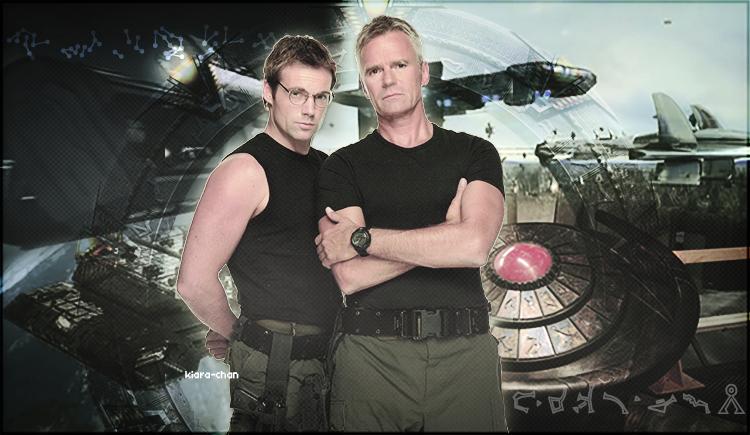 Série / Film : Stargate