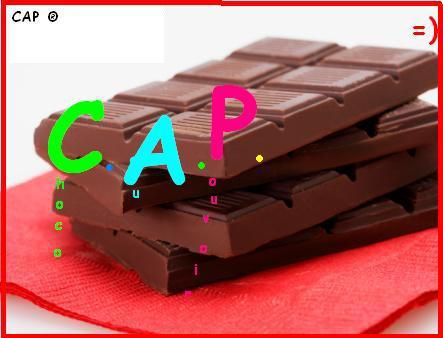 """Blog officiel du CAP® et de la """"Nation du Chocolat"""" (Copyright © 2007)"""