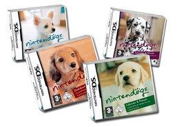 Nintendogs (catégorie jeu de vie) (Wii & Ds/DSLite/DSI/DSXL/DSXXL) et Okami ou (OKAMI) sur (Wii & PS2)