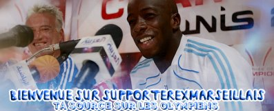 Welcome on SUPPORTERExMARSEILLAIS