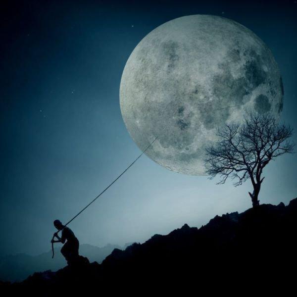 suggestion d'image pour la prochaine affiche de Bantouzelle by night...