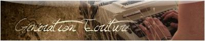 Bienvenue sur Génération Ecriture