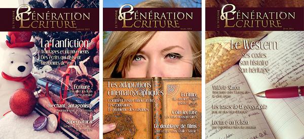 Webzine - troisième et quatrième génération