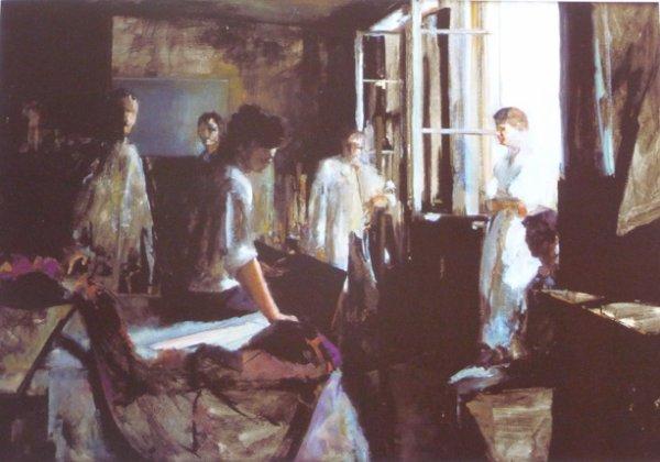 L'Atelier de l'Ecole d'Etampes, de Jacques Rohaut