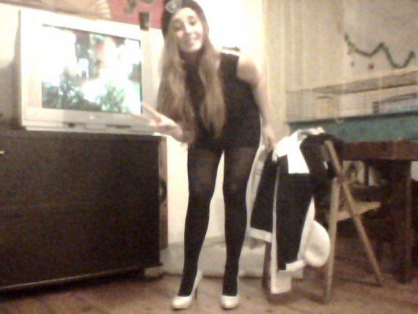 New tenue ;)