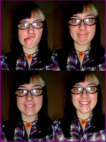 hey,i'm Sarah la chipolata!