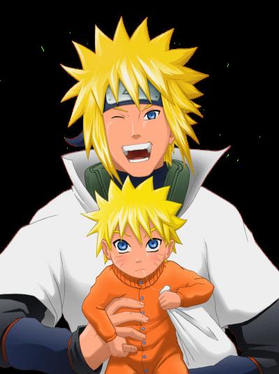 Naruto et son pere blog de bigeardmarvindu95 - Dessin naruto en couleur ...