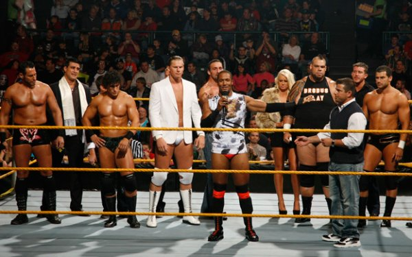 Nxt Saison 4 Episode 1 : Season 4 Has Arrived