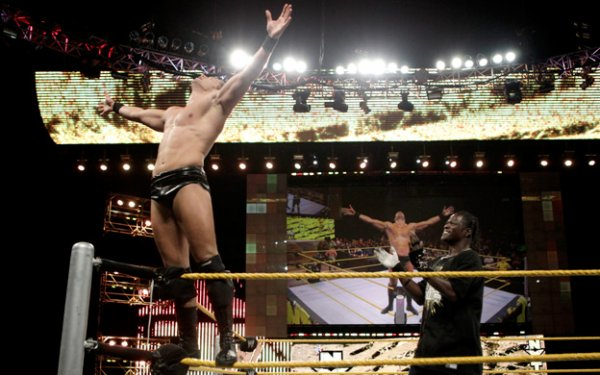 Nxt Saison 4 Episode 5 : The Pasword Is ....