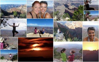 Week end au Grand Canyon !