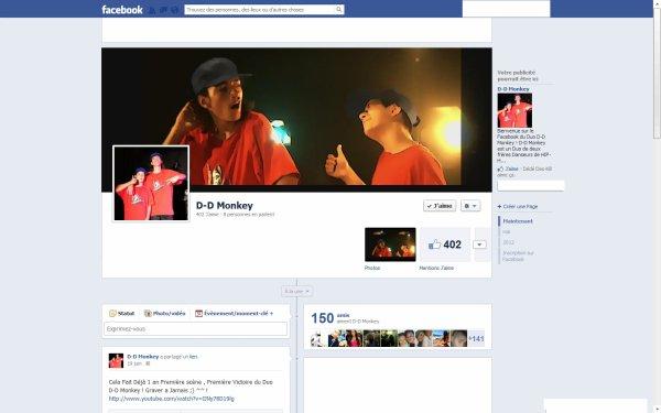 Facebook D-D Monkey !