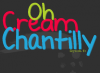OhCreamChantilly
