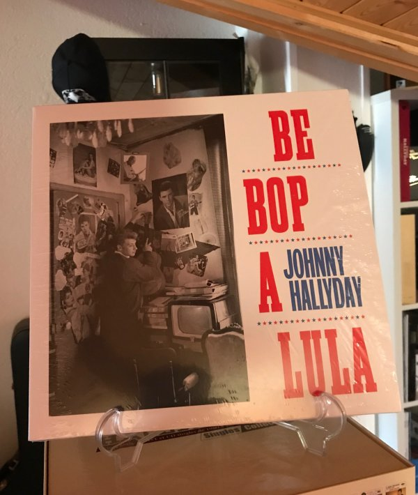 Johnny Hallyday « BE BOP A LULA »