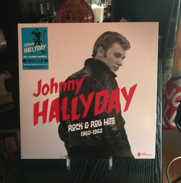Johnny Hallyday,Rock' And Roll Hits 1960-1962