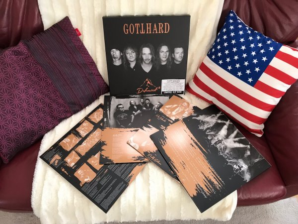 Gotthard « Defrosted 2 »