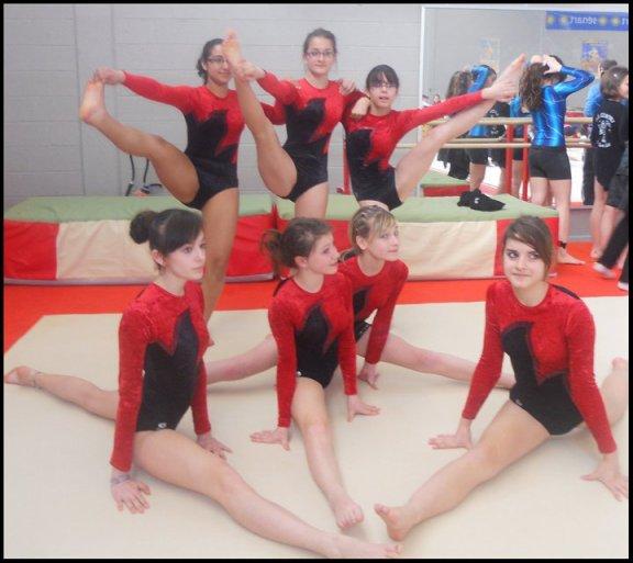 <3  Parce que la gymnastique c'est plus qu'une passion !!  <3