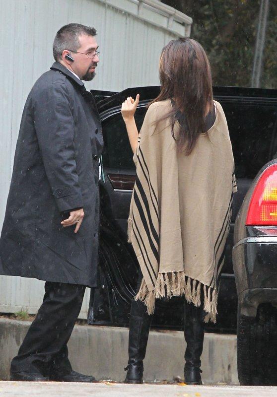 le 19/12/13 notre sublime Selena est allé chez une amie