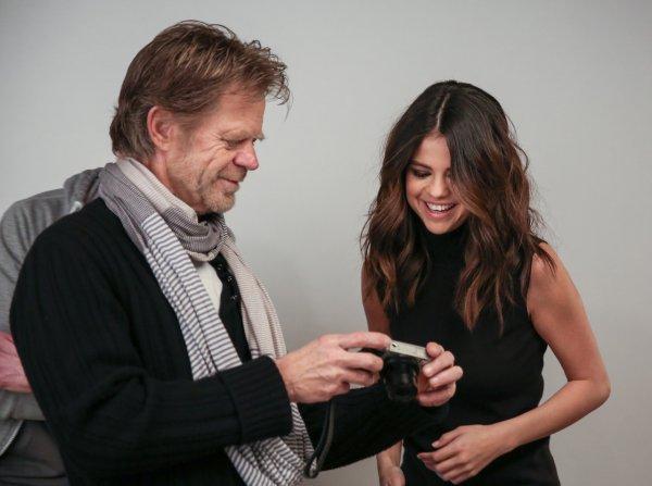 le 20/01/14 notre sublime Selena était au Sundance film festival - DAY FOR NIGHT VIDEO LOUNGE