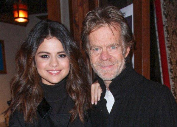 le 20/01/14 notre sublime Selena était au Columbia lounge au Sundance festival