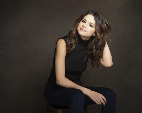 le 20/01/14 notre sublime Selena était encore au Sundance festival portrait des acteur de Ruderless #2
