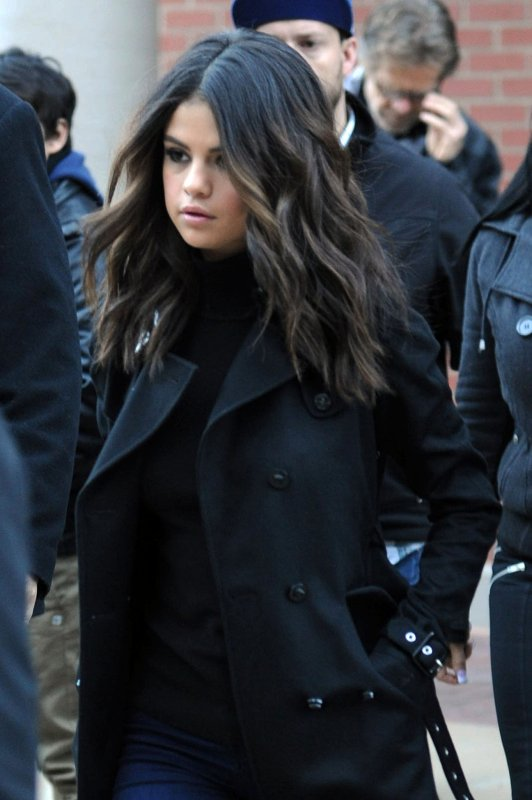 le 20/01/14 notre sublime Selena quittait Park City