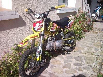ma dirt bike 140c