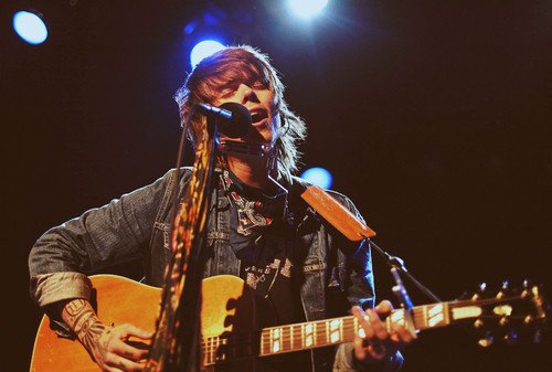 Christofer Drew Ingle, Mon influence, Mon idole, Mon model.